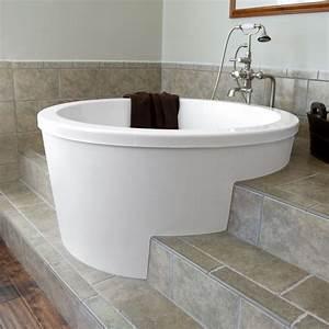 Create A Romantic Scenery By Enjoying Bath Session On
