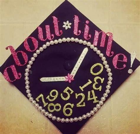 cute idea  cap  decoration graduation caps
