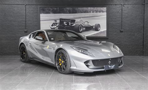 812 Superfast Modification by 2018 812 Superfast In United Kingdom For