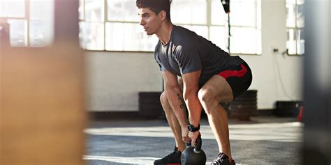 glute exercises kettlebell five swings workout fitness askmen bodybuilding