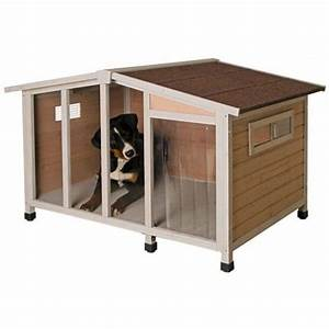 Niche Interieur Pour Chien : pourquoi choisir un enclos ou chenil pour chien ~ Melissatoandfro.com Idées de Décoration