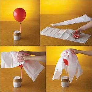 Bricolage Facile En Papier : bricolage halloween facile en papier m ch 5 id es avec ~ Mglfilm.com Idées de Décoration