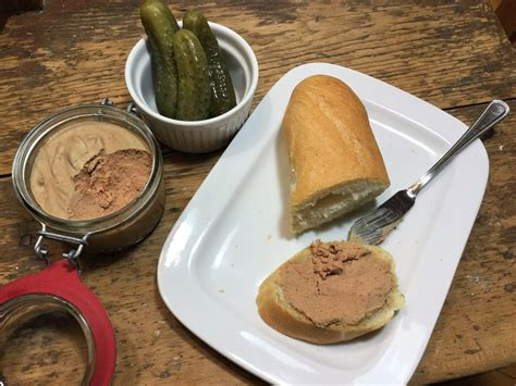 cuisiner des foies de volaille pâté de foies de poulet de grain cuisiner avec micheline