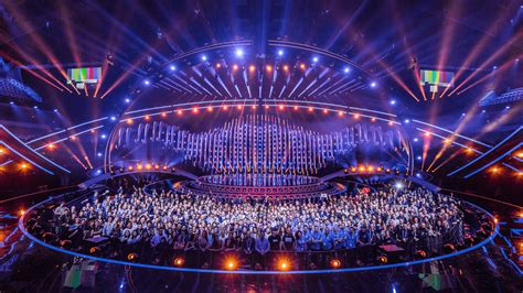 Eurovision Song Contest 2018 - wTVision