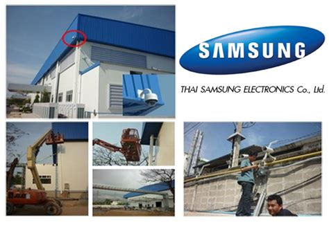 Be wary of certain foreign insurance companies as they make lots of promises. Thai Samsung Electronics Co., Ltd. CCTV Project in ...