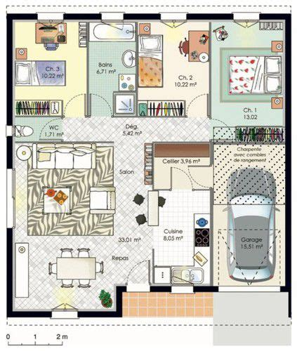 plan de maison a etage 5 chambres maison accessible dé du plan de maison accessible