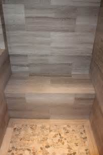 Building a Tile a Shower with Bench Seat