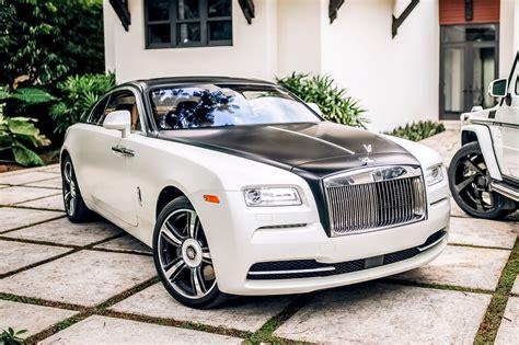 rolls royce white wraith rolls royce wraith white miami exotics exotic car rentals
