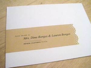 address labels for bridal shower invitations weddingbee With wedding invitation envelope label template