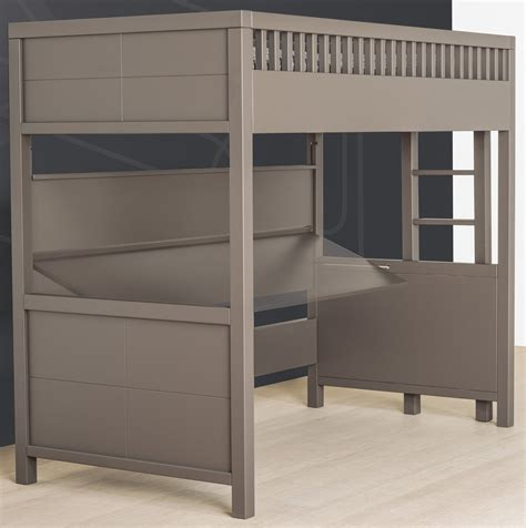 bureau lit mezzanine lit mezzanine quarr 233 avec bureau rabattable quax marques
