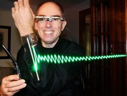 Steve Mann Waves Virginia Madsen Reality Wearable