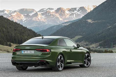 Audi Rs5 Picture by Audi Rs5 Review 2017 Autocar