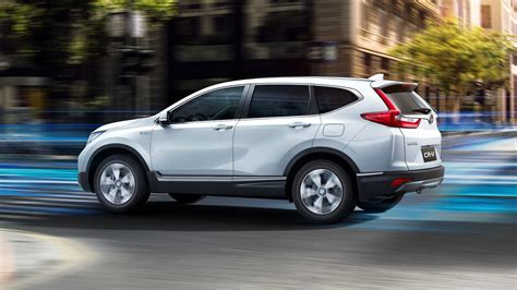 Honda Cr-v Hybrid Likely Coming To U.s
