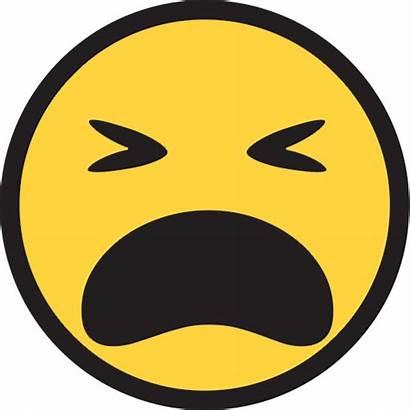 Emoji Tired Face Emojis Smileys Emoticons Stickers