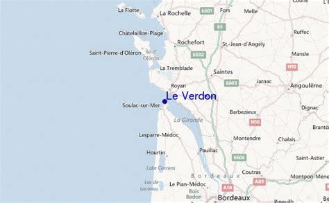 Le Verdon Prévisions De Surf Et Surf Report (gironde, France