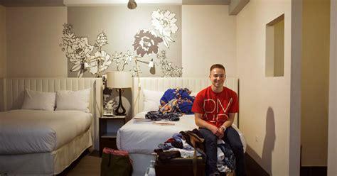 night hotel houses nyu students   york times