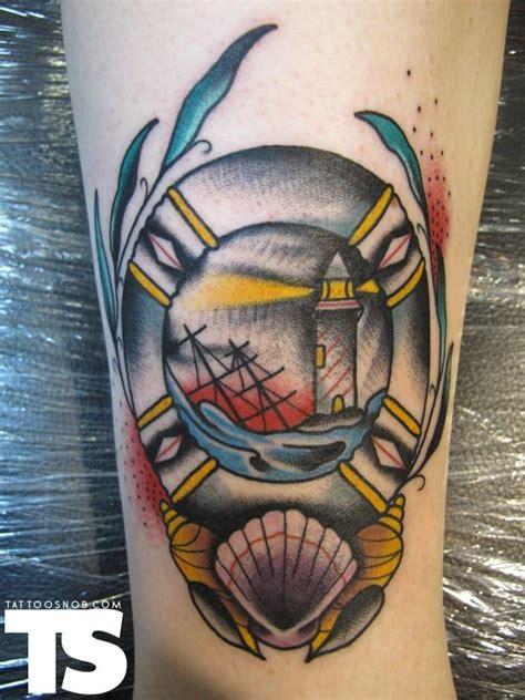 distinguished sinking ship tattoos tattoodo