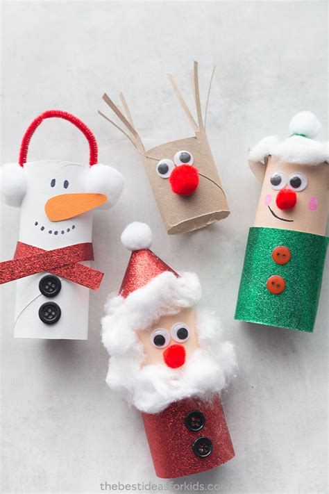 christmas crafts with toilet rolls toilet paper roll crafts the best ideas for