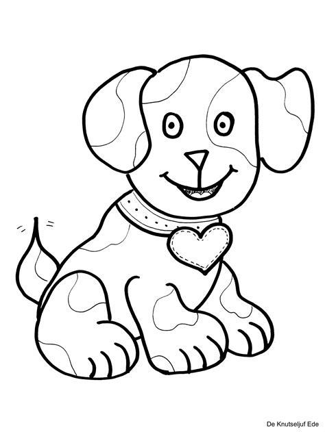 Honden Kleurplaten Husky by Kleurplaten Honden Kleurplaten Honden Puppies