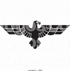 royalty-free-flying-eagle-logo-by-seamartini-graphics-4080 ...