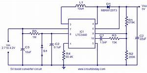 5v Boost Converter Circuit Diagram World