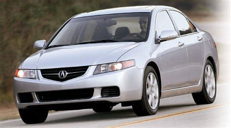 2004 acura tsx first drive full review of the new 2004
