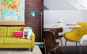 Deco Multicolore : un appartement multicolore shake my blog ~ Nature-et-papiers.com Idées de Décoration