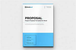 brochure template word free project proposal template for word medialoot