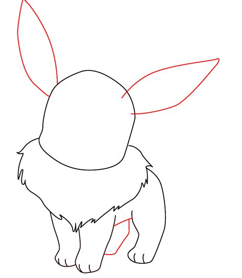 draw eevee pokemon draw central