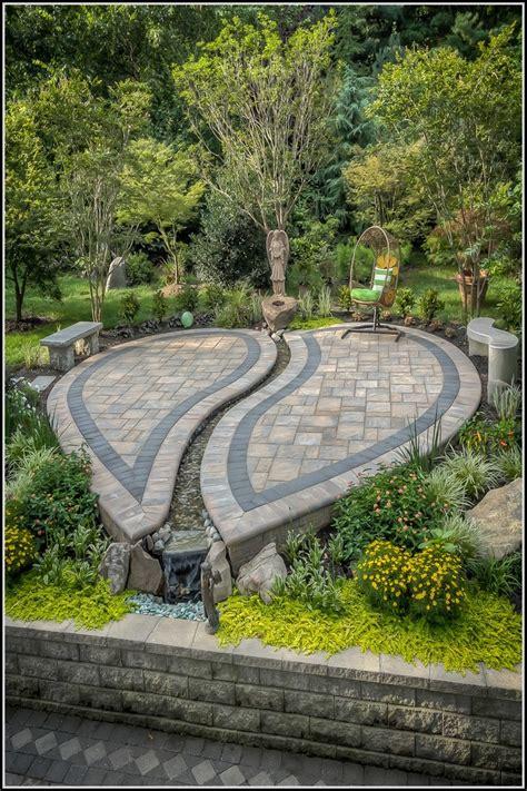 Gestalten Im Garten Mit Steinen  Garten  House Und Dekor