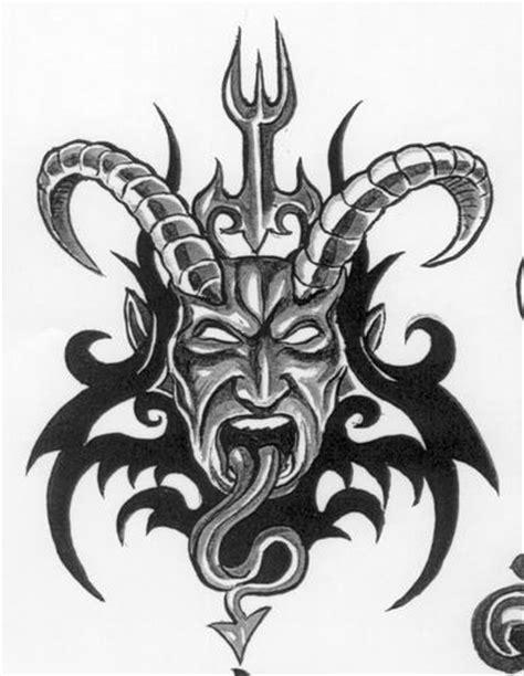 Tribal Faun Devil Tattoo - Paperblog