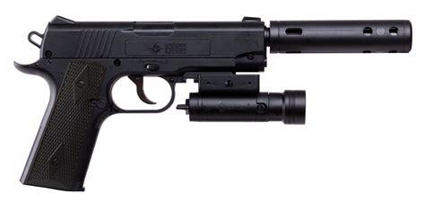 Crosman Tactical 1911 Co2 Bb Pistol Combo. Air Guns