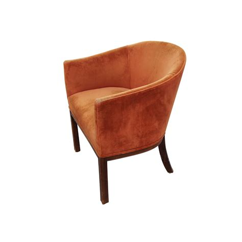 vintage mid century modern club lounge armchair ebay