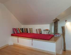 Amenagement Des Combles : une chambre sous les combles ~ Melissatoandfro.com Idées de Décoration