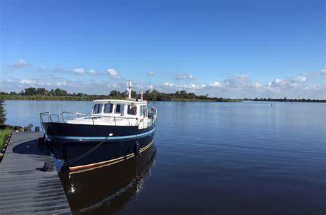 Motorboot Huren by Oostvaarder Kotter Huren Ottenhome Heeg