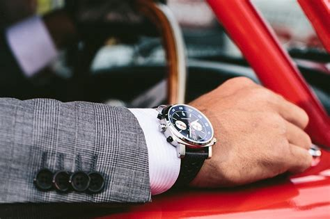 retro racing inspired belmoto watches  founder