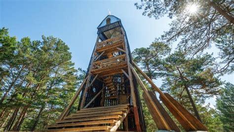 Skatu torņi, no kuriem paveras skaistākās Latvijas ainavas - DELFI