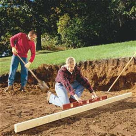 how to level garden how to grow a lawn from seed the garden of eaden