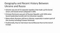 PPT - Russia-Ukraine Conflict in Crimea PowerPoint ...