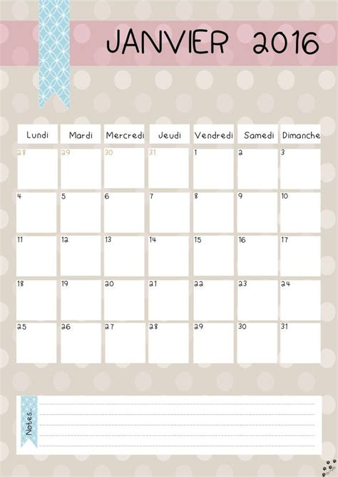 calendrier sur le bureau les 25 meilleures idées de la catégorie calendrier 2016