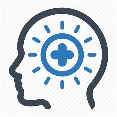 Positive Thinking Icon Clipart Psychology Dream Mind