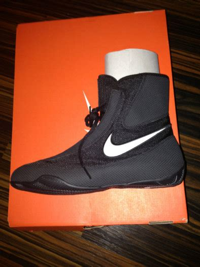 Nike Machomai Boxing Boots For In Dublin From Raymuaythai