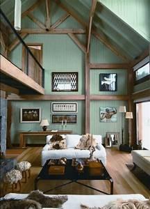 Salon Vert De Gris : 1001 conseils et id es pour une d co couleur vert d 39 eau ~ Melissatoandfro.com Idées de Décoration