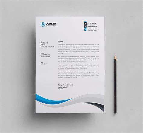 perfect letterhead template  template catalog