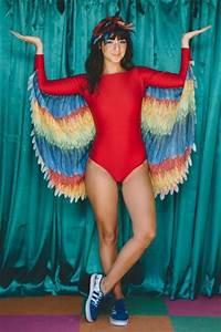 Halloween Kostüm Selber Machen : papagei kost m selber machen kost m idee zu karneval ~ Lizthompson.info Haus und Dekorationen