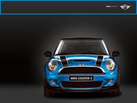 Mini Cooper Blue Edition Hd Picture by Mini Cooper Wallpaper Hd Wallpapersafari