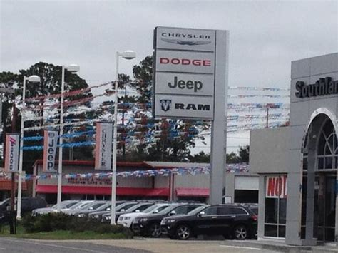Southland Dodge Chrysler, Inc  Houma, La 70364 Car