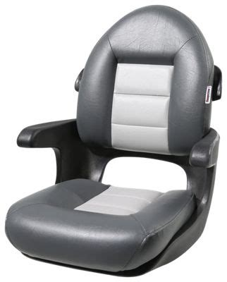 Pro Elite Bass Boat Seats by Elite High Back Boat Helm Seat White Tempress 57010