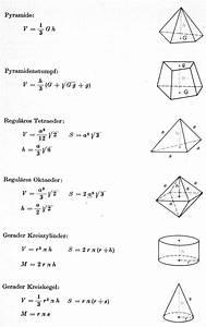 Quadrat Berechnen Formel : stereometrie formeln umfang kreis ~ Themetempest.com Abrechnung