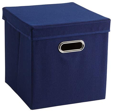 target eyelet plain folding storage cube  lid